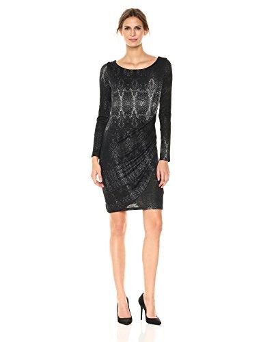 Desigual Damen Kleid Vest_Bonnie, Schwarz (Negro 2000), Gr. XL (Herstellergröße:XXL)