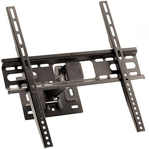 CEKATECH® Soporte de TV de Montaje en Pared de Tipo Fijo para TV LED, LCD, OLED, 26 a 55 Pulgadas hasta...