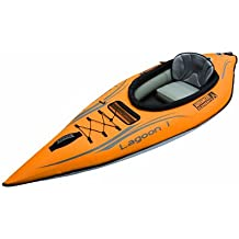Advanced Elements AE1031-0 - Kayak / Piragua de mar, color naranja