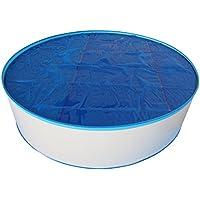Steinbach incatramata per piscine tonde, blu, diametro: 5,00 M