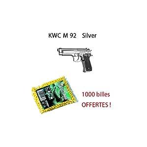 KWC - M92- 0.5j - ressort - silver