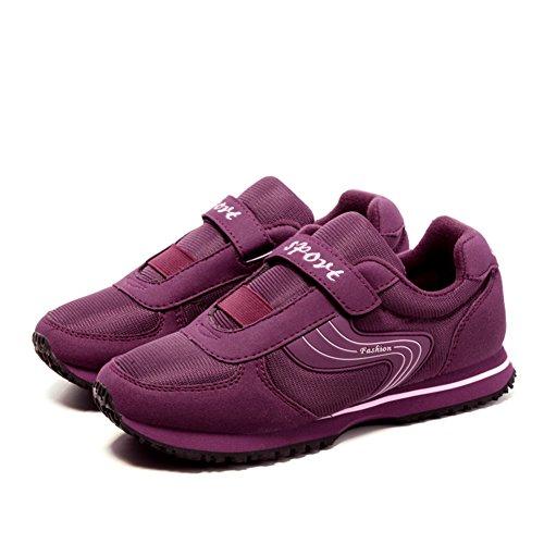 Lady chaussures de marche/Extrémité femelle des chaussures antidérapantes souple/Mme chaussures/Chaussures de sport dames A