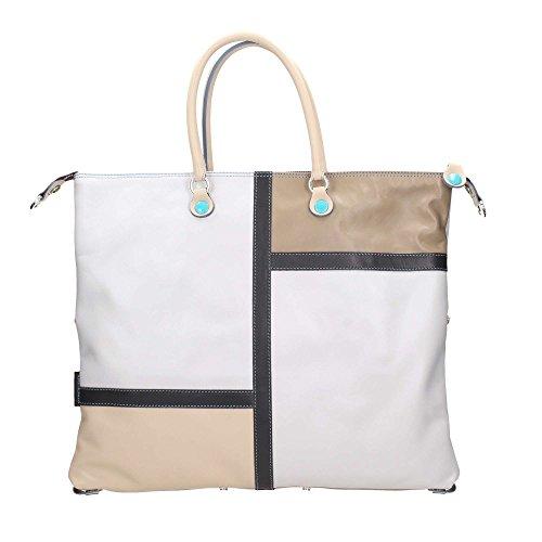 Gabs - G3 Tg L Patchwork Escudo Borsa Donna Multicolore gemelli