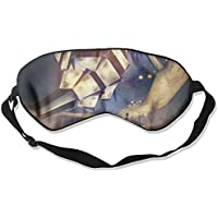 Sleep Eye Mask Abstract Maze Lightweight Soft Blindfold Adjustable Head Strap Eyeshade Travel Eyepatch E15 preisvergleich bei billige-tabletten.eu