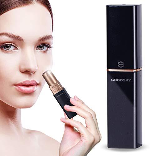 Removedor impecable del pelo facial, depiladores Epilators de las mujeres del removedor del pelo facial de las señoras para el pelo facial de la cara