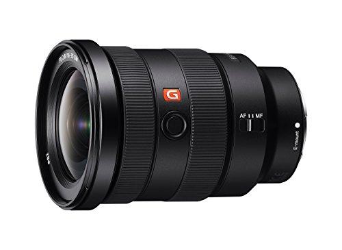 Sony SEL-1635GM G Master Weitwinkel Zoom Objektiv (16-35 mm, F2.8, Vollformat, geeignet für A7, A6000, A5100, A5000 und Nex Serien, E-Mount) schwarz