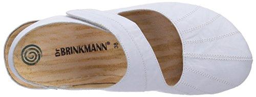Dr. Brinkmann - 710558, Sabot Donna Bianco (Bianco)