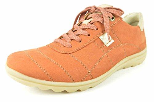 Hartjes 65262-8040, Scarpe stringate donna Orange