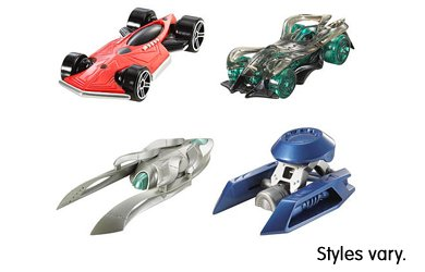Mattel p2041–Hot Wheels Battle Force 5Vehículo con Starter