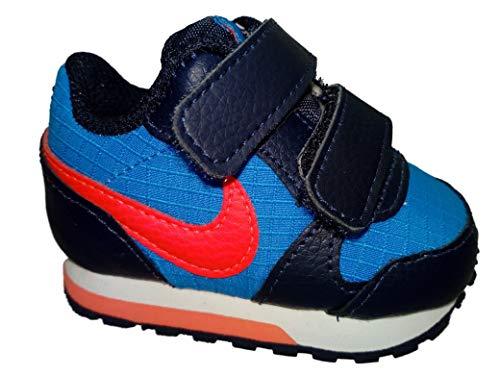 c14b2dd3 Nike MD Runner 2 (TDV), Zapatillas de Estar por casa Bebé Unisex ...