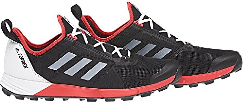 adidas Terrex Agravic Speed - cblack/ftwwht/hirere, Größe #:13.5 -