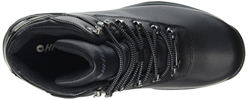 Hi-Tec Eurotrek Iii, Chaussures Bébé Marche Homme Noir (Black)