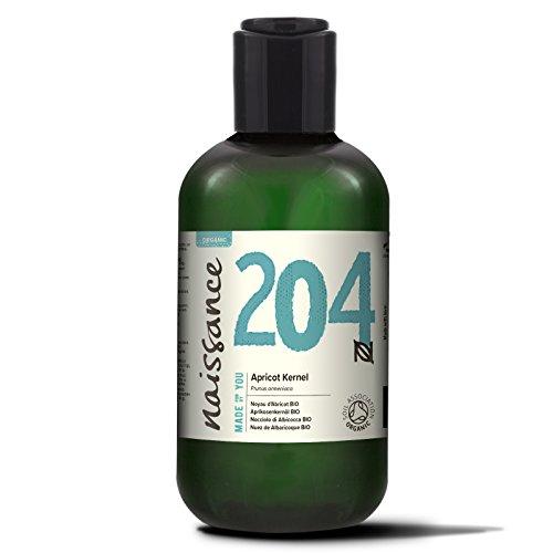 Naissance Huile Végétale de Noyau d'Abricot Certifiée BIO 100% naturelle - 250ml