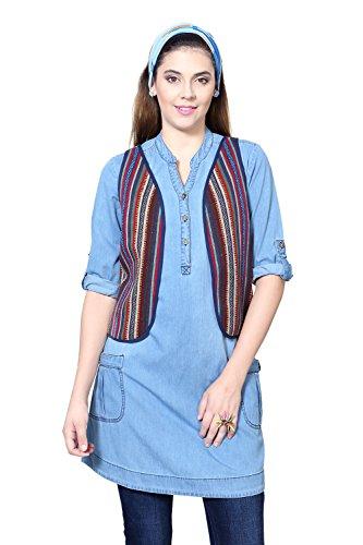 People Women's Regular Fit Outerwear_ P10202111621355_s_ Multi