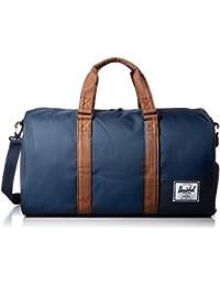 Herschel Supply Co Hombre Novela bolsa de lona, Azul