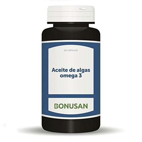 BONUSAN - ACEITE ALGAS OMEGA 3 60vcap BONUSAN