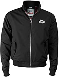 Lonsdale Harrington Jacket Acton black
