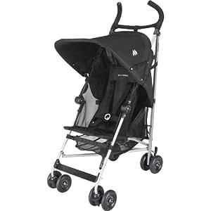 Kinderwagen globetrotter black maclaren baby - Silla maclaren amazon ...
