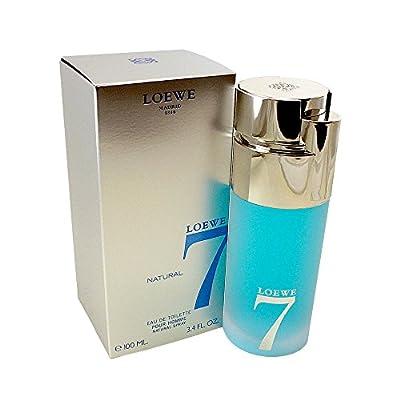 Loewe 7 Natural Eau de Toilette para Hombre - 100 ml