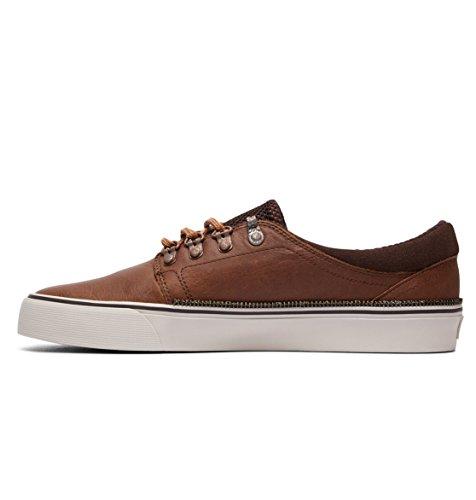 Dc Shoes Trase Lx Zapatillas De Caña Baja Worn Vintage