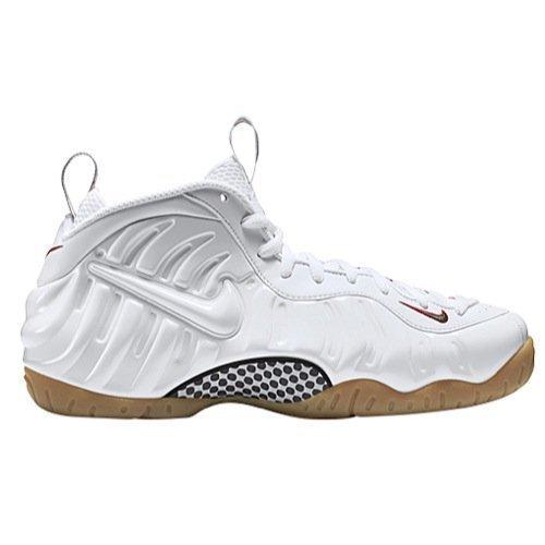 Nike Air Foamposite Pro, Chaussures de Sport-Basketball Homme, 41,5 EU