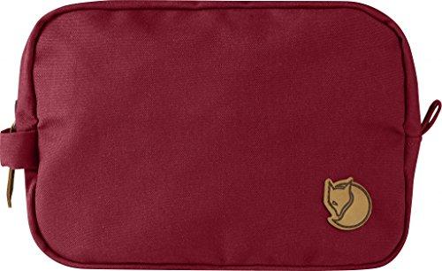 Fjällräven Gear Bag Tasche Utensilientasche Packtasche Kulturtasche, Redwood, 7 x 20 x 14 cm