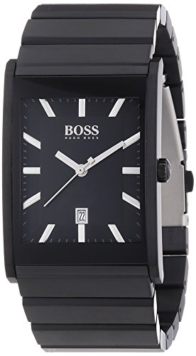 Hugo Boss 1513016 Men's Centaur Black PVD Stainless Steel Classic Design Quartz Watch