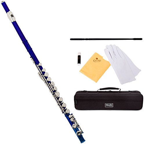 mendini-mfe-bl-flute-blue