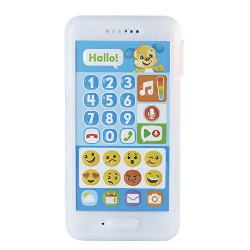 Fisher-Price FPR14 Lernspaß Hündchens Smart Phone Lernspielzeug