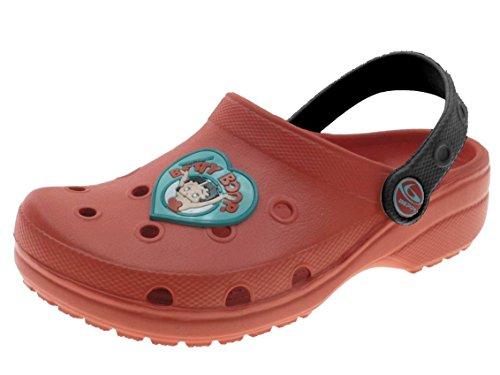 Beppi Sport Shoe, Chaussures Mixte Enfant Rouge - Rouge