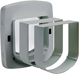 PetSafe - Extension de tunnel (47 mm) pour Chatière pour Chat PetSafe Staywell série 300, 400, 500 - Gris