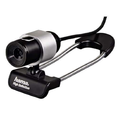 Hama Black Tube HD-Webcam