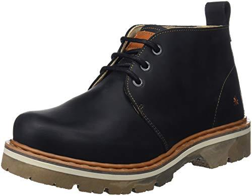 Art Unisex-Erwachsene 1197 Rustic Black/Soma Klassische Stiefel, Schwarz, 45 EU