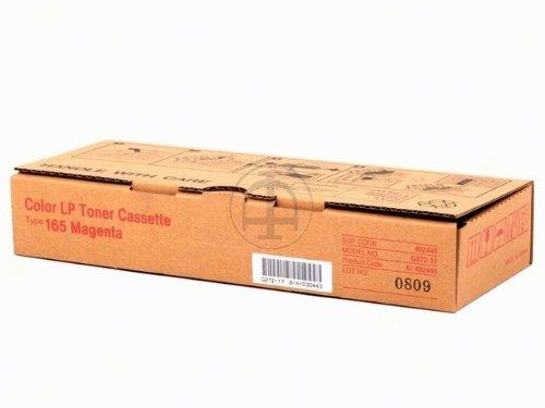 Preisvergleich Produktbild RICOH type 165 Toner magenta hohe Kapazität 6.000 Seiten für CL3500DN, Aficio CL3500N 1er-Pack