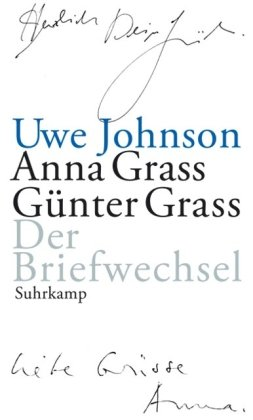 Buchseite und Rezensionen zu 'Der Briefwechsel' von Günter Grass