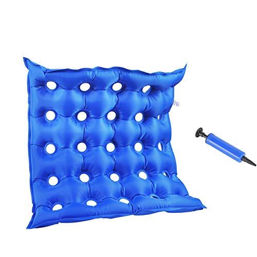 Rollstuhl-Luftkissen-medizinische aufblasbare Sitzmatratze-Anti-Dekubitus verhindern Dekubitus-Stuhl-Auflage für verlängertes Sitzen