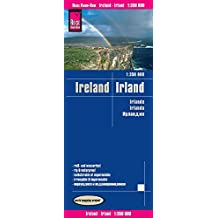 Reise Know-How Landkarte Irland (1:350.000): world mapping project