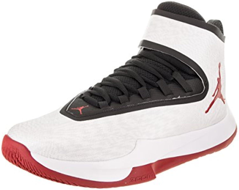 Jordan Uomo Uomo Uomo Nike Fly illimitato Scarpa da Basket 13 US Bianco/Palestra Rosso Nero 13 S (M) US | Abile Fabbricazione  | Scolaro/Signora Scarpa  | Uomo/Donna Scarpa  55346a