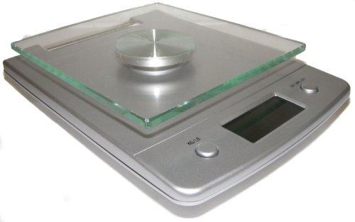 DURAGADGET Digitale Küchenwaage - bis zu 5 KG