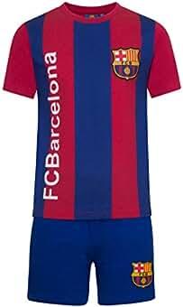 a53db5036ca6d FCB FC Barcelona - Pijama Corto para niño - Producto Oficial