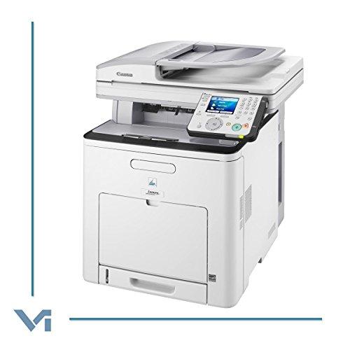 Canon iRC1028iF Netzwerkfähiger Farb und Schwarzweiß Drucker mit Fax