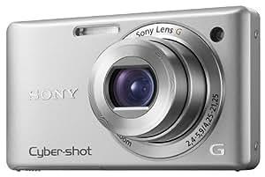 Sony Cybershot DSC-W380 Appareil Photo Numérique 14,1 Mpix Argent