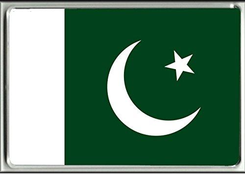 Pakistan Flagge Kühlschrank Magnet Kühlschrank Magnet