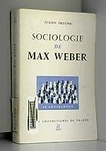Sociologie de Max Weber - Par Julien Freund de Julien Freund