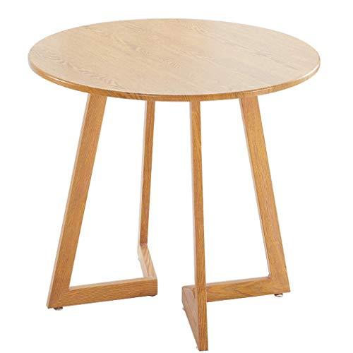 JHEY Einfache und Moderne Runde Freizeit Tisch Büro Konferenztisch ist umweltfreundlich