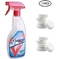 Umiwe Multifunctional Effervescent Spray Cleaner Set (10 PCS + 1 Spray Bottle), Tablero