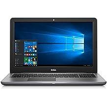 "Dell Inspiron 15.6"" FHD Laptop (7th Generation Intel Core I7, 16GB RAM, 1 TB HDD, AMD Radeon R7 M445 Graphics) (i5567-7292GRY)"