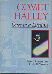 Comet Halley: Once in a Lifetime by Mark Littmann (1985-05-05)