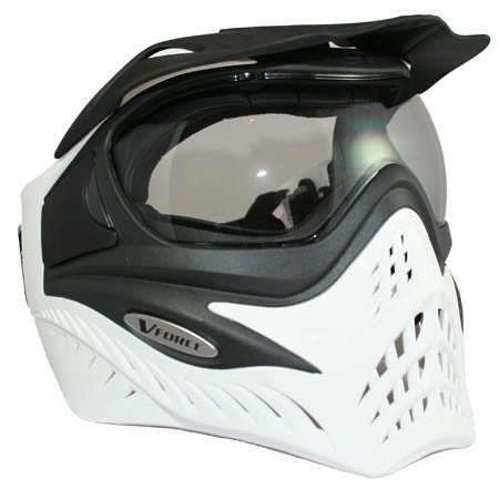 Paintball Maske Empire vForce Grill - weiss