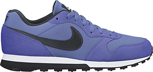 Nike 749794, Sneakers Basses Homme Multicolore (Comet Blue / Black / Paramount Blue / White)